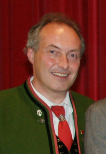 Obmann Hubert Gfrerer